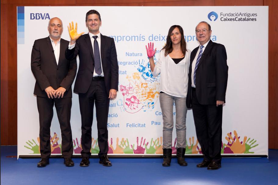 Premi Territori Solidaris IV. BBVA