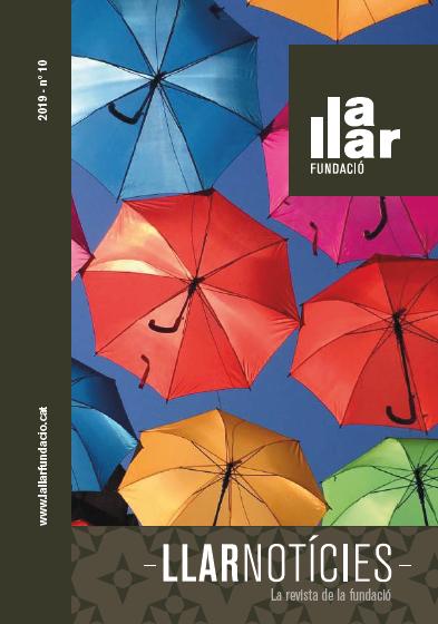 portada revista la llar 10 2019