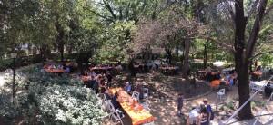 Festa d'estiu @ Jardins de La Llar | Terrassa | Catalunya | Espanya