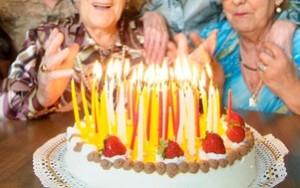 Centenari sra. Carme Padrós @ Menjador general | Terrassa | Catalunya | Espanya