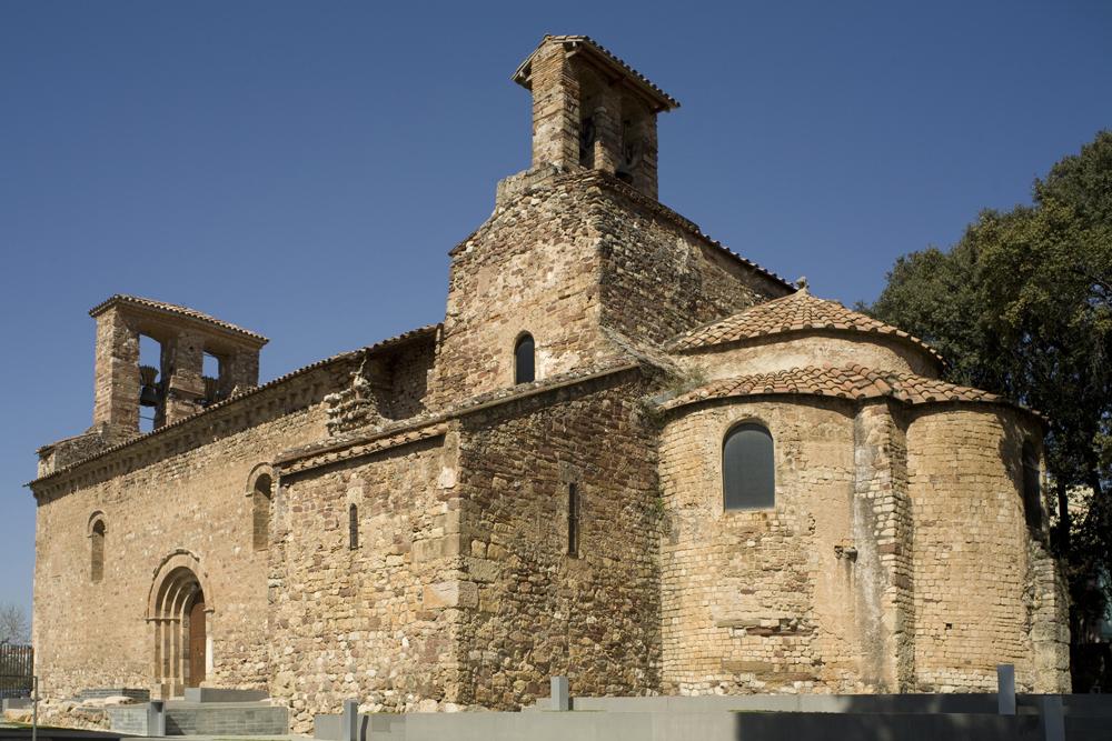 Xerrada Esglésies de Sant Pere @ Terrassa | Catalunya | Espanya