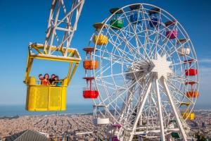 Sortida al Parc d'atraccions del Tibidabo @ Parc d'Atraccions del Tibidabo | Barcelona | Catalunya | Espanya